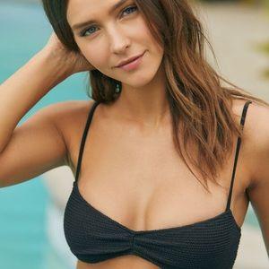 LA Hearts Bikini Top